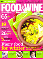Mary Bulfin forager in Food & Wine magazine
