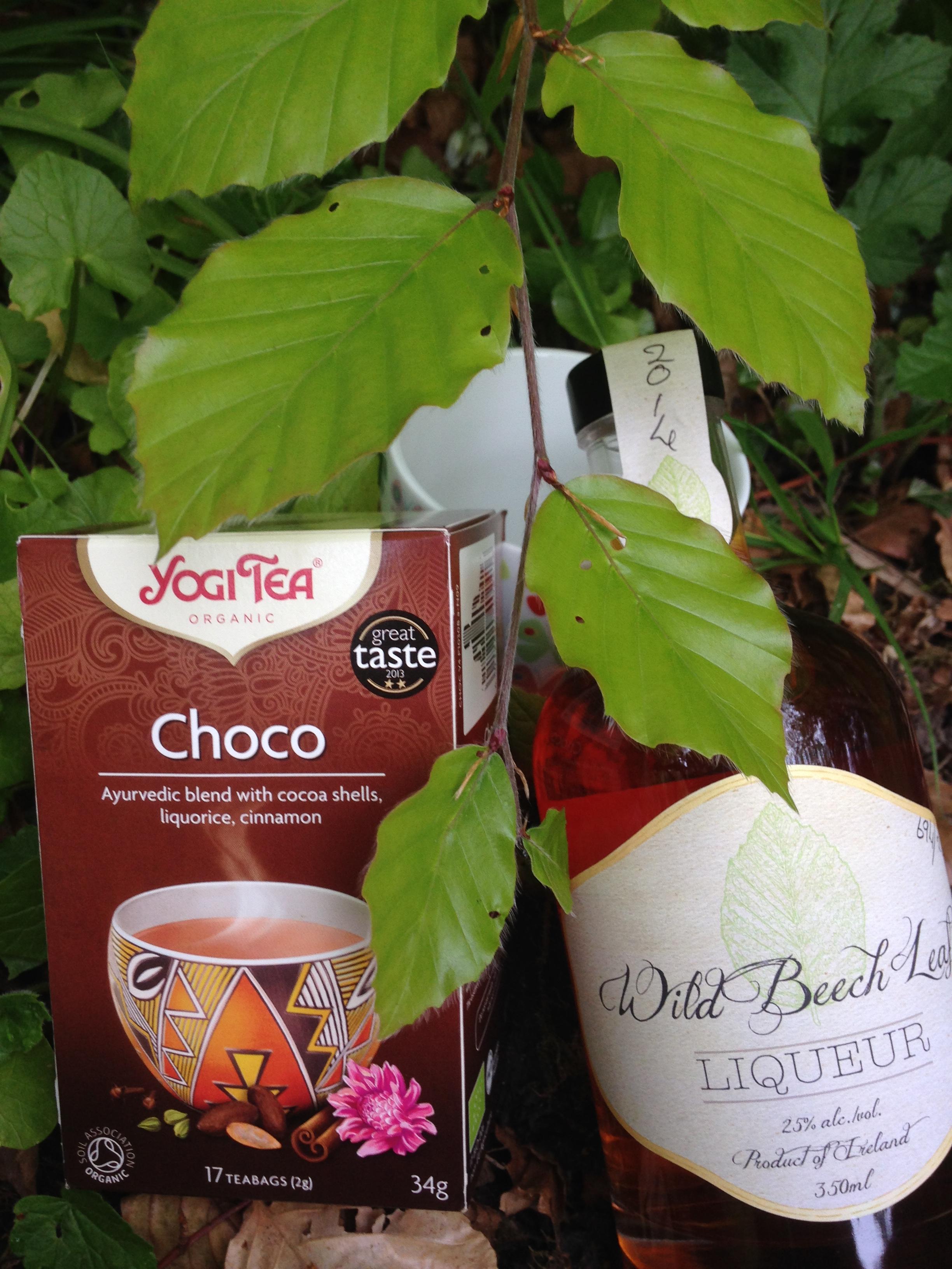 Beech n tea, Fairy foxglove 020